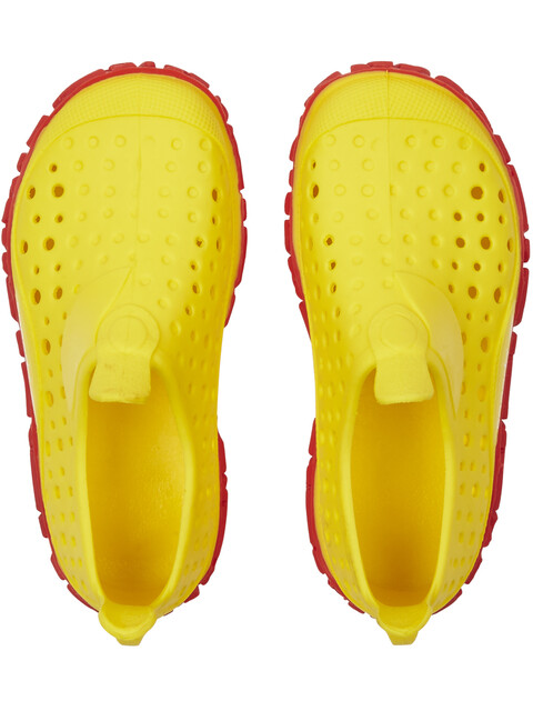 speedo Jelly WaterShoes Kids, empire yellow/lava red